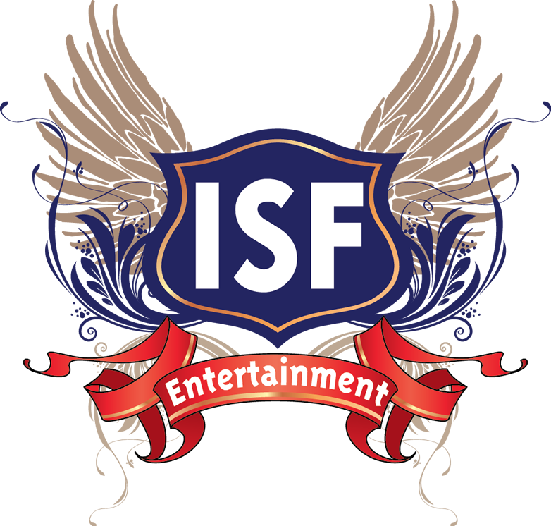 ISF Entertainment Retina Logo